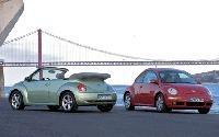 Volkswagen New Beetle United: résister au temps
