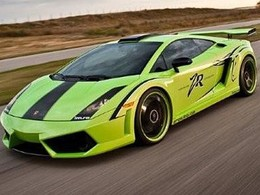 Lamborghini Gallardo ZR Auto, 2 turbos et 1176 chevaux