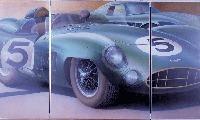 Peinture et automobiles : pour le plaisir des yeux...