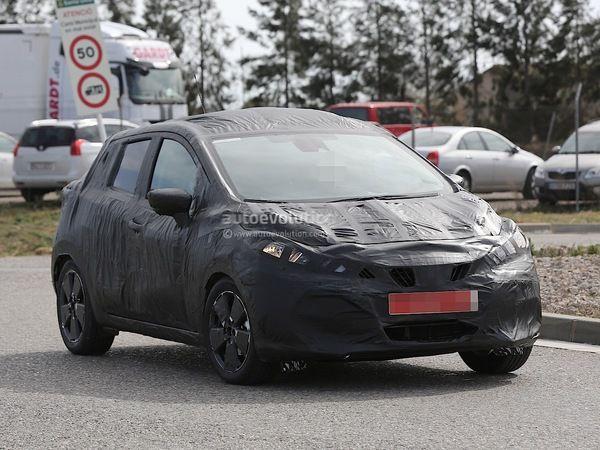Scoop : la prochaine Nissan Micra en balade