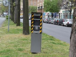 Etude : les radars peu dissuasifs selon les Français