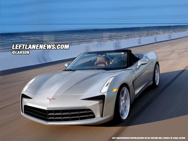 GM rassurant sur l'avenir de la Corvette : la C7 en avril 2012