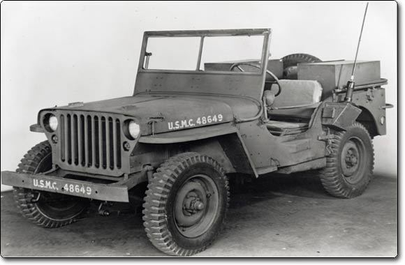 Jeep Wyllis Mb Ford Gpw 1941 1945 La Voiture Universelle