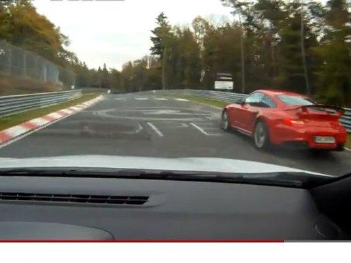 [vidéo] Ring Folies : quand une Renault Megane RS terrasse une Porsche 911 GT2 RS