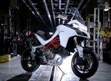 Vidéo - Ducati: naissance d'une Multistrada