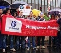 Actualité moto - Husqvarna: Ready to... close pour Varese