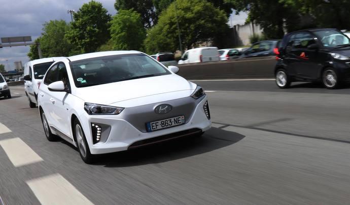 Vidéo - La Hyundai Ioniq Electric jusqu'à la panne : combien de kilomètres peut-on faire en une seule charge ?