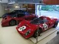 C'est peut-être ça le garage de rêve...