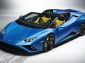 Lamborghini dévoile l'Huracan Evo RWD Spyder