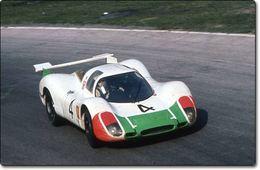 PORSCHE 908 (1968-75) Des prototypes de ... série