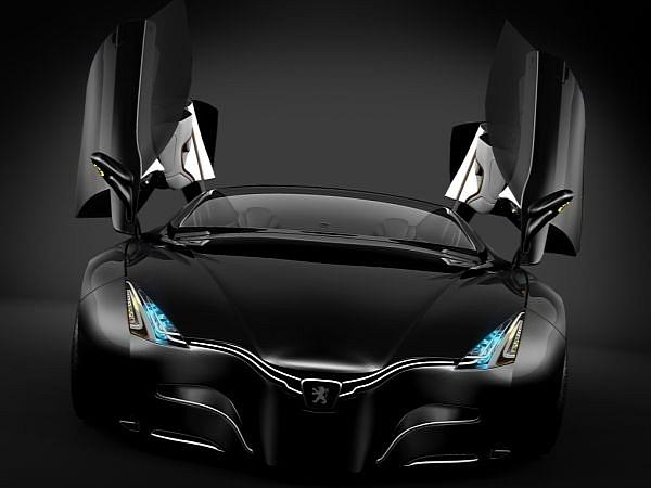Peugeot Shine : pour viser Lamborghini
