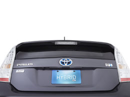 SEMA 2010 : Toyota Prius Plus Package, ( presque ) méchante