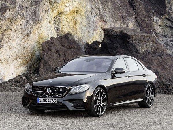 Mercedes dévoile la E43 AMG