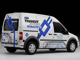 Utilitaire électrique / Canada : le 1er Ford Transit Connect Electric confié au Groupe Canada Post