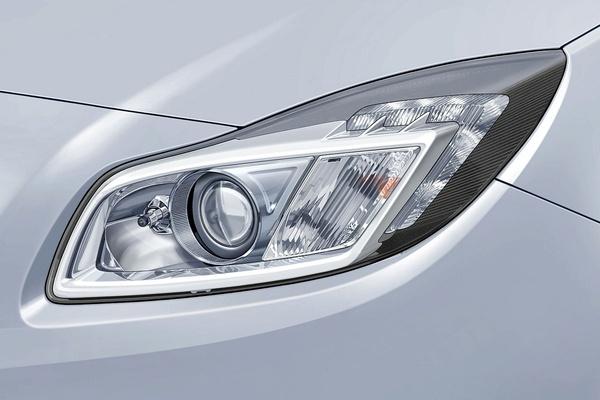 Teasing Opel Insignia face avant