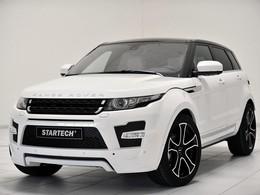 Range Rover Evoque Startech. Bon dosage