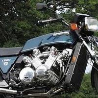 Kawasaki Z... 2300 !