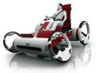 Audi Quattroflex Concept : design innovant
