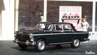 Miniature : 1/43ème - SEAT 1500
