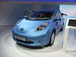 Le prix de vente de la Nissan LEAF en Suisse ? 49 950 CHF, soit 36 249 euros