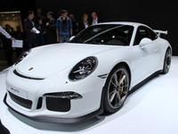 Vidéo en direct du salon de Genève 2013 - Porsche 911 GT3 : le must !!