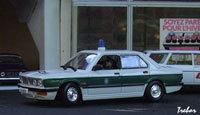 Miniature : 1/43ème - BMW 518