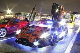 Saucisse du vendredi : Lamborghini Murcielago LP 640