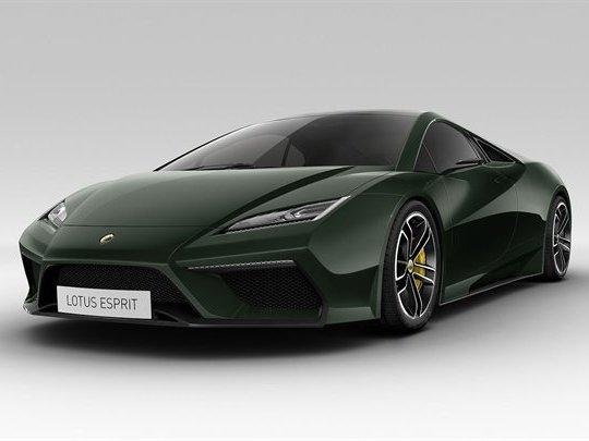 Lotus : seule l'Esprit est réellement en développement parmi toutes les autos vues au Mondial de Paris