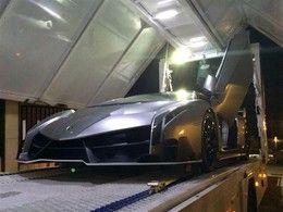 Une des trois Lamborghini Veneno est à vendre pour 10millions d'euros !
