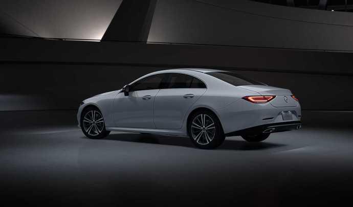 En Chine, la Mercedes CLS reçoit un quatre cylindres 1.5