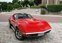 La minute du propriétaire : « Corvette C3 Stingray 1969 - So Sexy»
