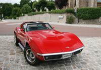 La minute du propriétaire : « Corvette C3 Stingray 1969 - So Sexy»