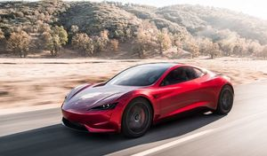 Tesla: la sortie du nouveau Roadsterrepoussée