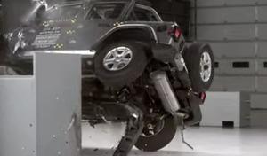 Crash-test : le cas spécial du Jeep Wrangler