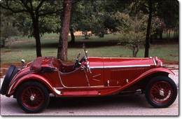 "L'Alfa Romeo 6C-1750 ""Gran Sport"""