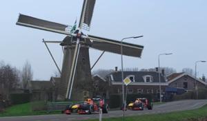 Une sortie aux Pays-Bas avec les F1 Red Bull