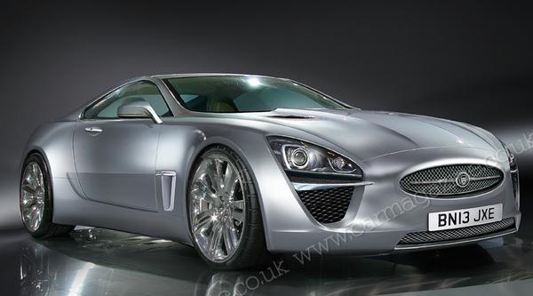 Future Jaguar XE: elle visera les Porsche Boxster et Cayman!