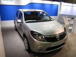 Le 100 000e véhicule Dacia au GPL produit à l'usine de Pitesti