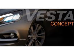 Salon de Moscou: Lada y présentera un concept WTCC basé sur sa nouvelle Vesta