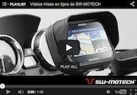 SW-Motech Navi Case Pro: housse GPS repensée (vidéo)