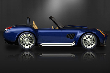 AC s'associe à Iconic Motors et promet une Cobra de 800 ch!