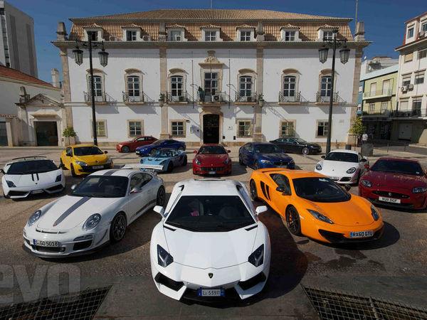 Evo Car of the Year : les 11 finalistes en vidéo
