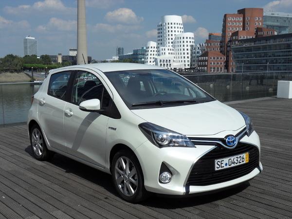 Essai vidéo - Toyota Yaris restylée : pas que de la gueule !