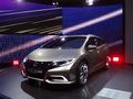En direct de Genève 2013 - Honda Civic Tourer Concept : un wagon sur de bons rails