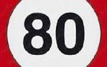 Sécurité Routière: un sondage prévient que 80 km/h au lieu de 90 ça ne passe pas