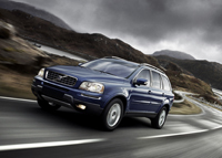 Volvo V70, XC70 et XC90 Ocean Race: in the navy