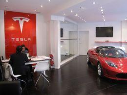 Tesla devrait proposer en 2014 le SUV électrique Model X