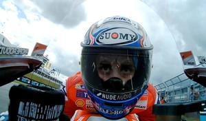 MotoGP - Allemagne J.1: Dovizioso mieux sur le sec que sur le mouillé