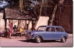 Mini Cooper 1964-1970 : Naissance d'un mythe