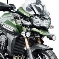 Actualité moto - Triumph: L'Explorer a un problème d'étiquette